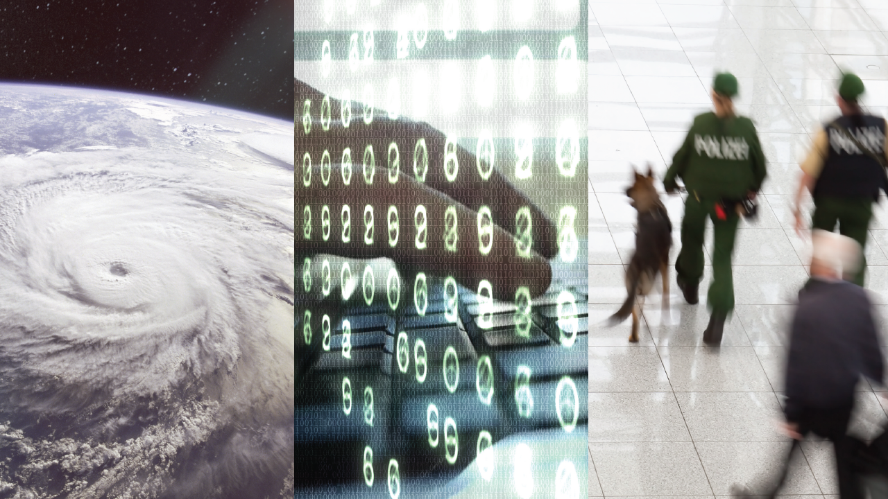Climate Change Still Seen as Top Global Threat, but Cyberattacks Rising Concern